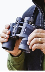 New Bushnell binoculars in Uk.