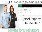 Excel Experts Online Help